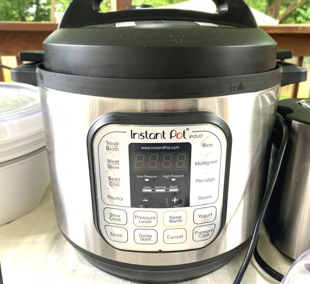 Instant Pot Duo small appliance